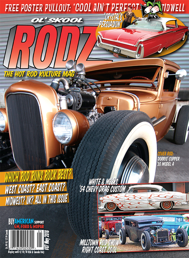 Ol\' Skool Rodz – The Hot Rod Kulture Magazine