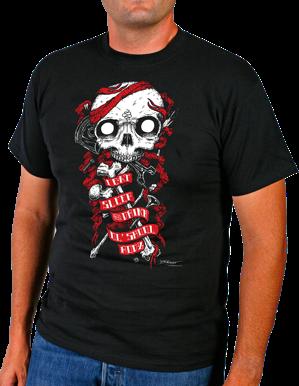 Eat Sleep Ol' Skool Rodz Shirt