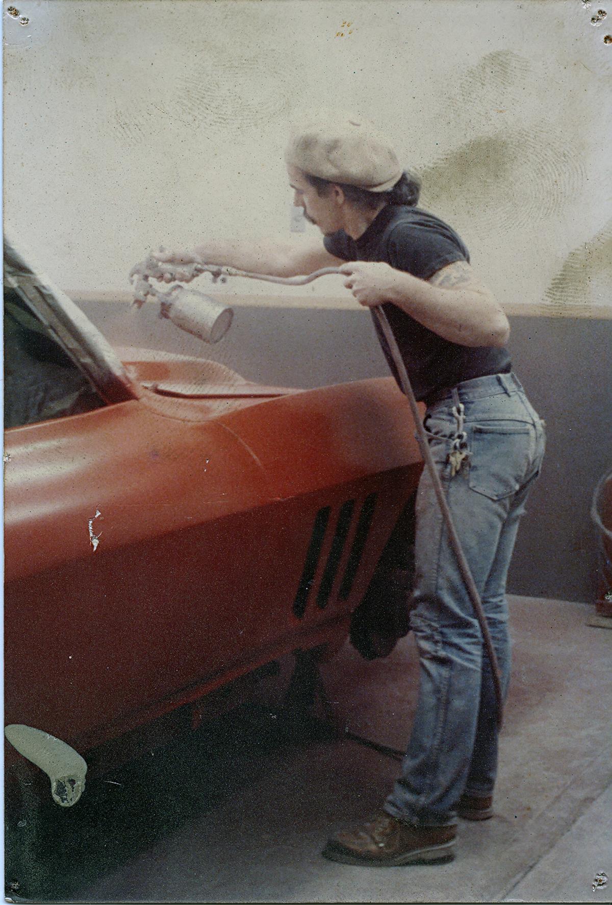 Gary Painting