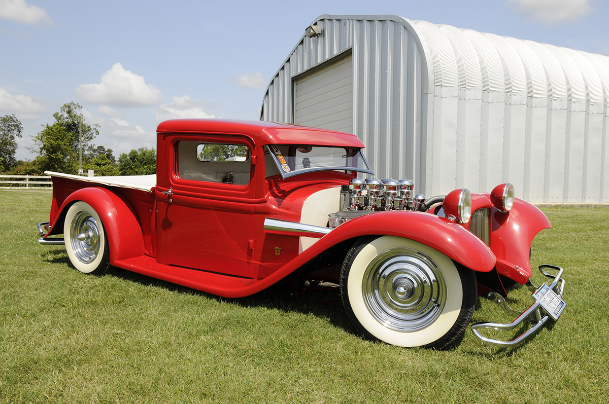 '32 Ford pickup