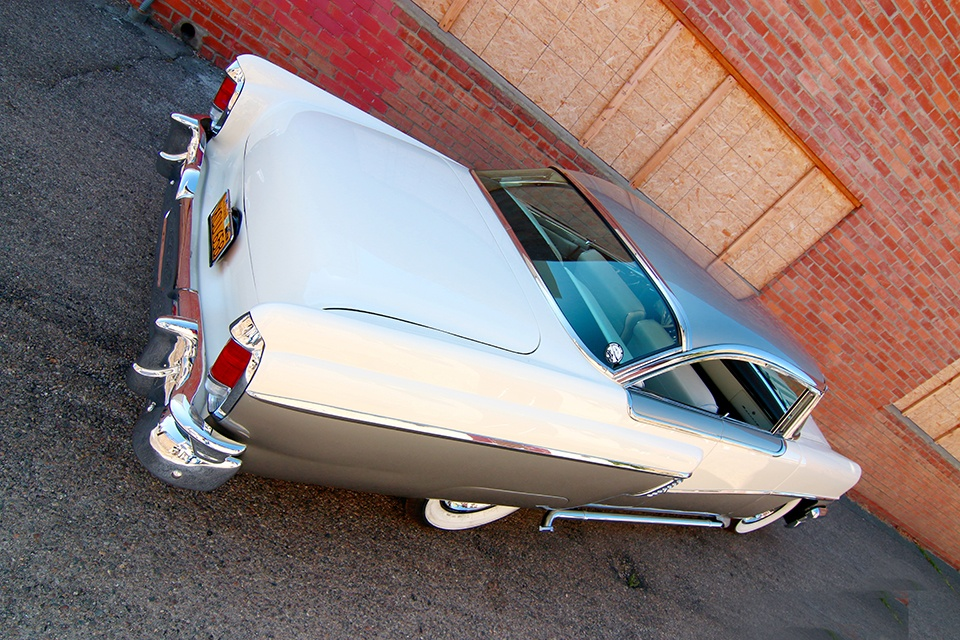 1956 Mercury Montclair rear