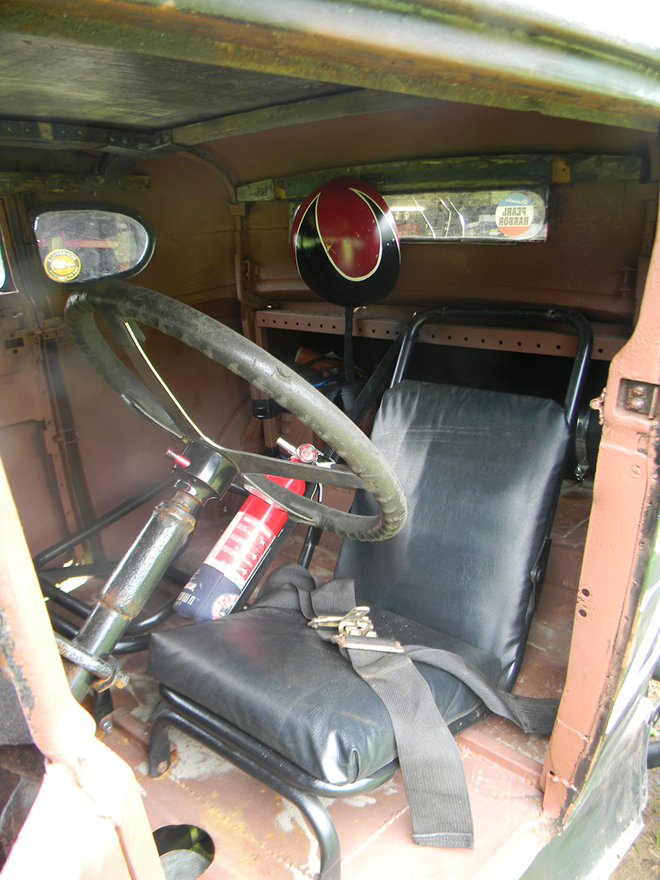Ebony Special TROG Racer